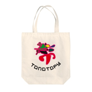 TONOTOPY Tote bags