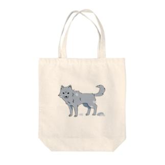 換毛期の犬ver2 Tote bags