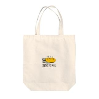 大会6日目のセミ Tote bags