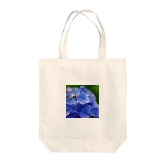 アジサイ Tote bags