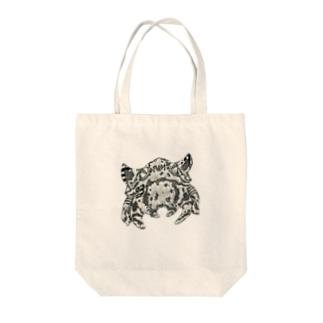 メンダコ03号 Tote bags