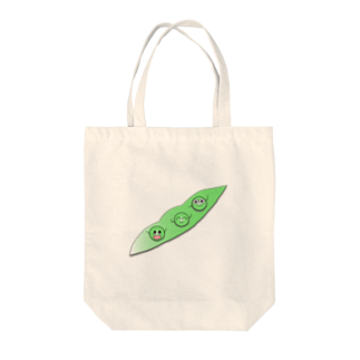 CNCGのえだまめ3兄弟 Tote bags