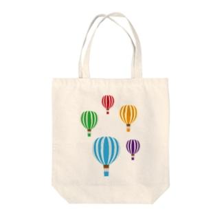 気球 Tote bags