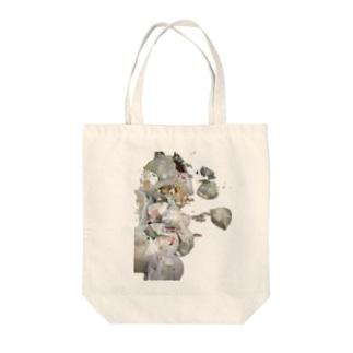 リサイクル Tote bags
