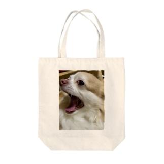 思いの丈を叫ぶ Tote bags