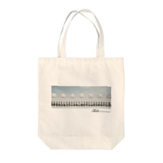 Tabetarinai Storeのグランドモスク01 - UAEシリーズ Tote bags
