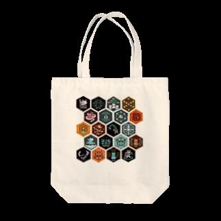 なぐらのNyangress AG profile グッズ Tote bags