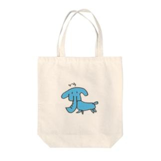 ウオちゃん画伯(ぞう) Tote bags