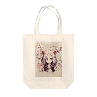 もりの番人 Tote bags