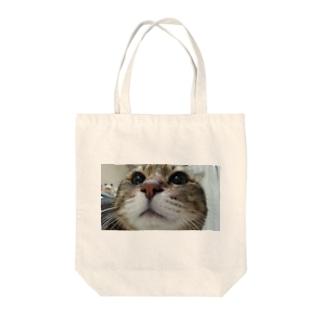 yopiiison のクゥさん Tote bags