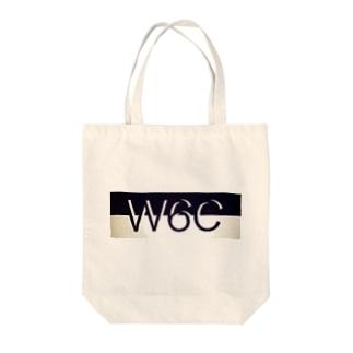 W6C Tote bags