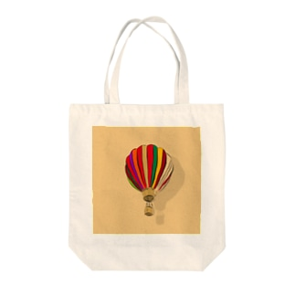 カラフル気球 Tote bags