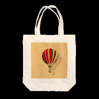 mayukoinoue99のカラフル気球 Tote bags