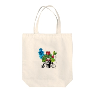 Broccoli beat Tote bags