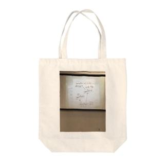 AKI哲学シリーズ1 Tote bags