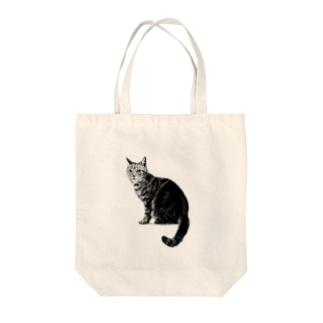 ごえもん Tote bags