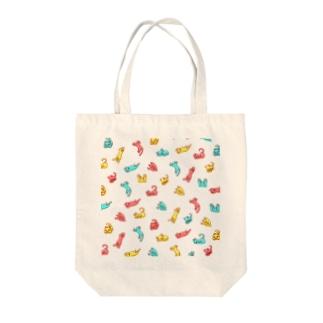 """まち歩き""""ねこづくし"""" Tote bags"""
