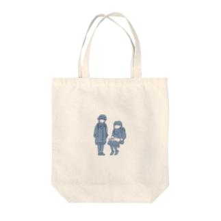 小学生 Tote bags