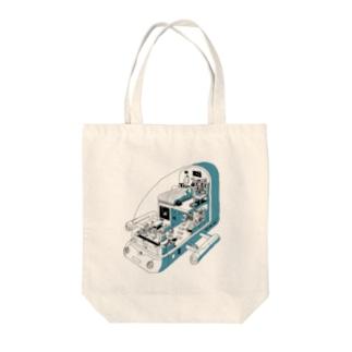 宇宙飛行機 Tote bags