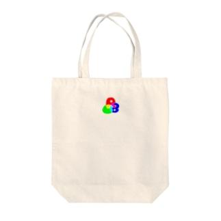 RGB Tote bags
