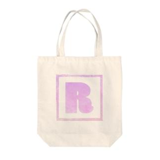 Rシリーズ2 Tote bags