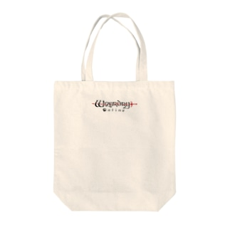 Wizardry Online ロゴ Tote bags