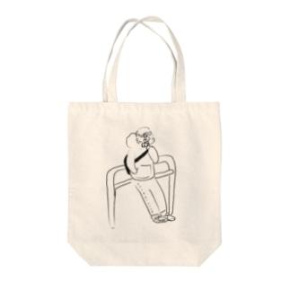 大福BOY Tote bags