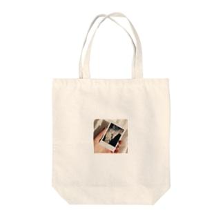 OPUチェキT(高円寺の電線) Tote bags