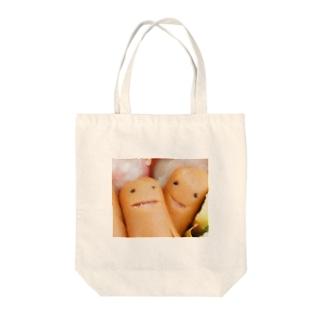 OPUおべんとウィンナーさん Tote bags