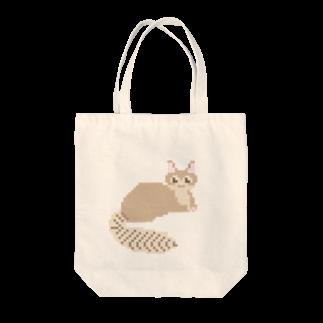 ねむいさかなのお店のドット カコミスル Tote bags