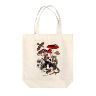 my favorite things Tote bags