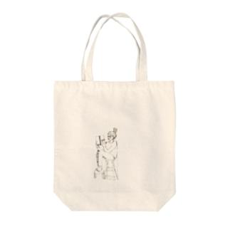 Yukiö Tote bags