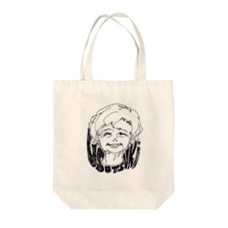 太郎の四月馬鹿 Tote bags
