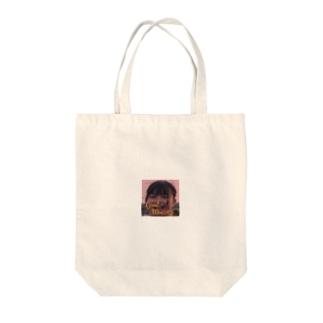 goodmorningぽちゃ Tote bags