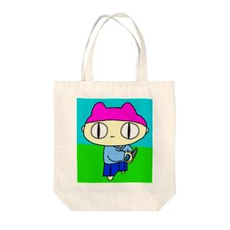 抜刀術の達人 Tote bags