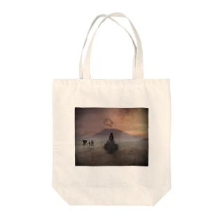 信濃 黒姫物語 Tote bags