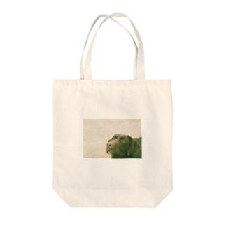 ひたむき Tote bags