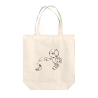 c1801のおでこホン Tote bags