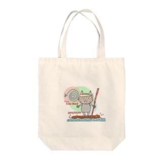 こうらえな(iceeye)の江東区 Tote bags