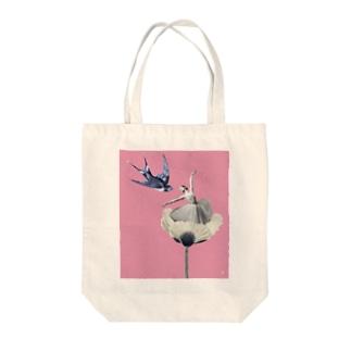 Thumbelina Tote bags