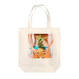 moanaのsummer time Tote bags