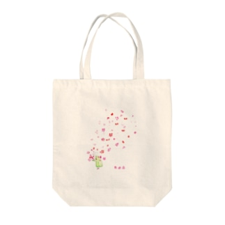 4月 Tote bags