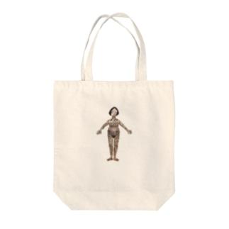七ヶ月 Tote bags