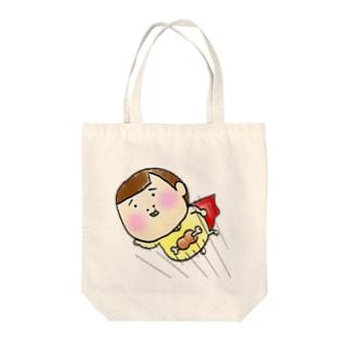 タムラの妹。 Tote bags