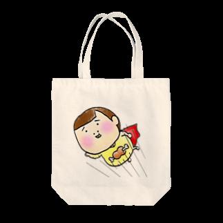 和三盆タムラのタムラの妹。 Tote bags