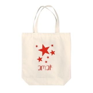 amakグッズ Tote bags
