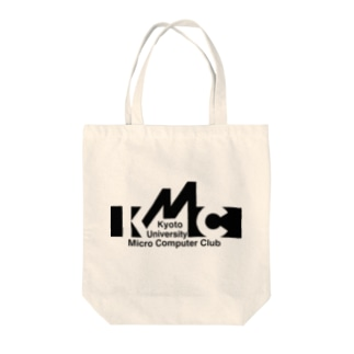 KMC 京大マイコンクラブ Tote bags