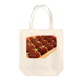 Melting Hearts Tote bags