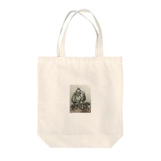 えがをのうーたぁん。 Tote bags