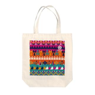 Ortega beach Tote bags